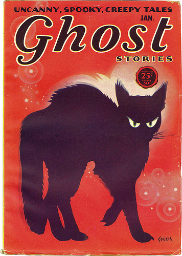 Post image for How do you write a great ghost story?